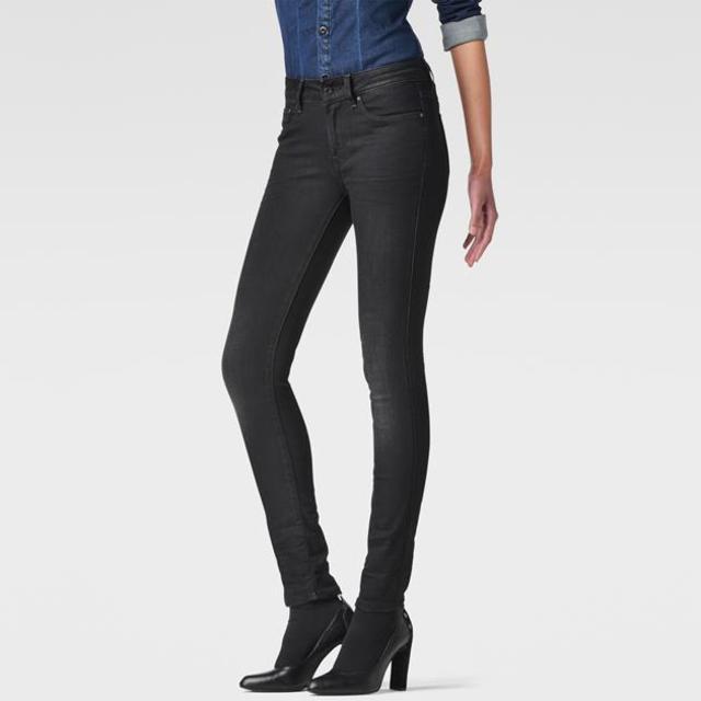 3301 contour high waist skinny jeans endource. Black Bedroom Furniture Sets. Home Design Ideas