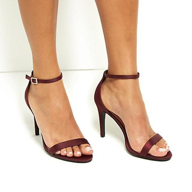 Heels Strap Ankle | Tsaa Heel
