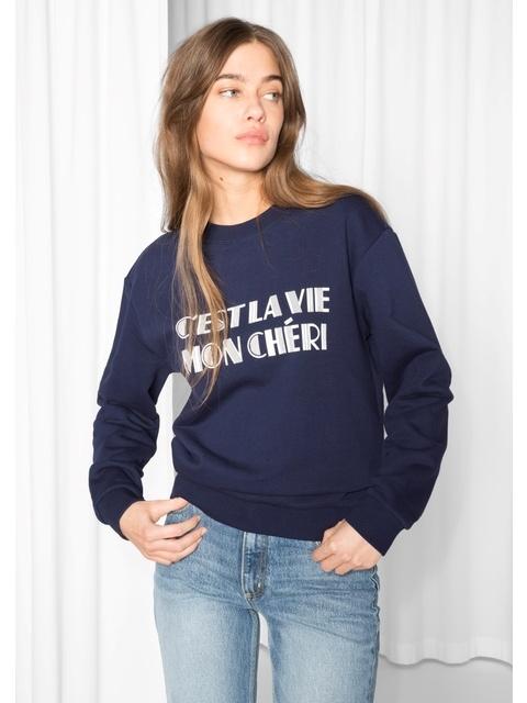 Cest La Vie Sweater Endource