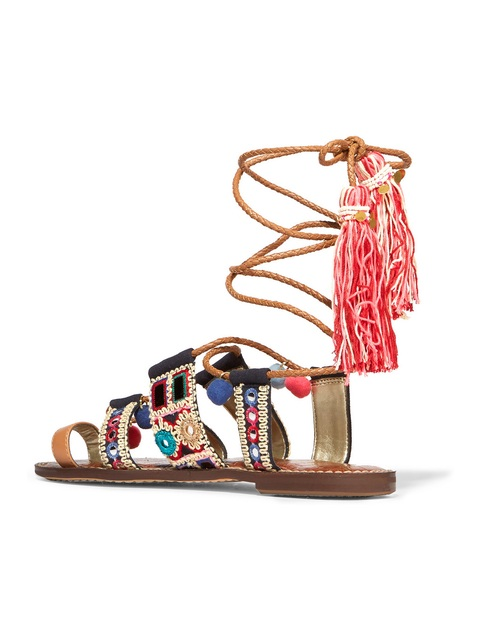 fd5ea8489fd Gretchen Embroidered Sandals
