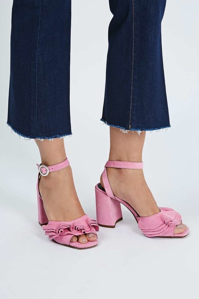 Block Heeled Sandals | Endource