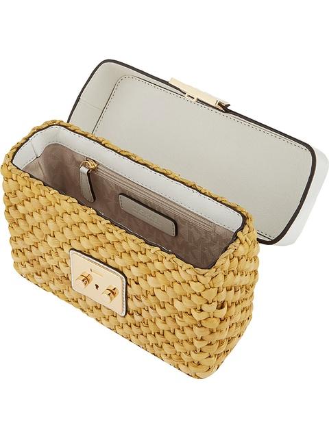 1ea03c606163 Straw Gabriella Medium Shoulder Bag | Endource