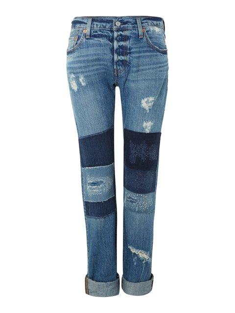 a499ca89533 Levi s 501 Boyfriend Jeans In Shipwrecked