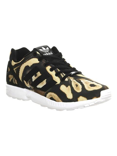 1ed1ebdc3cba ... adidas flux leopard print ZX ...