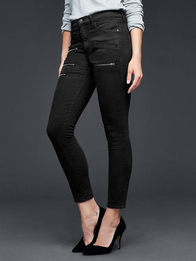 1969 skinny zip jeans