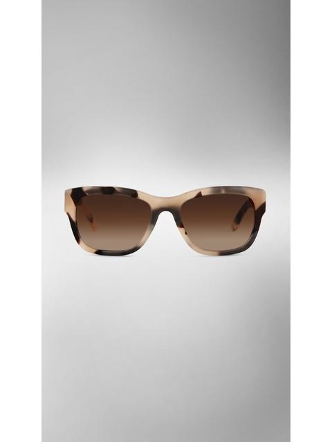 cf31922e24e Trench Collection Square Frame Sunglasses