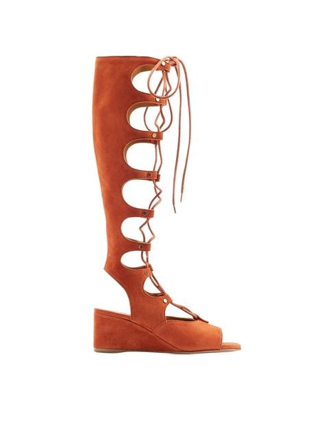 7716681720a Foster Wedge Gladiator Sandal