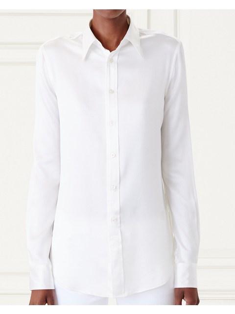 Cindy Silk Shirt Endource