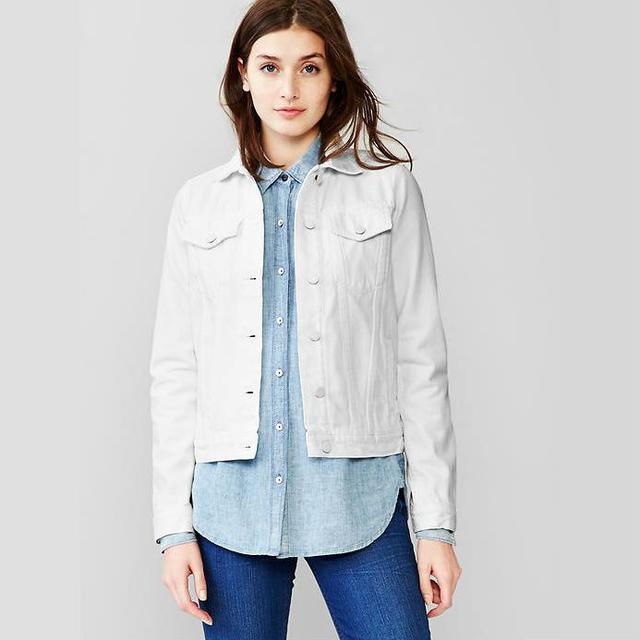 Gap Kids Blue Jean Jacket Size