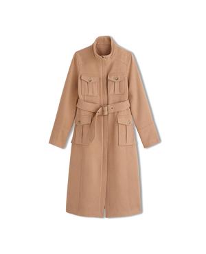 Belted dresser coat endource for Boden jennie coat