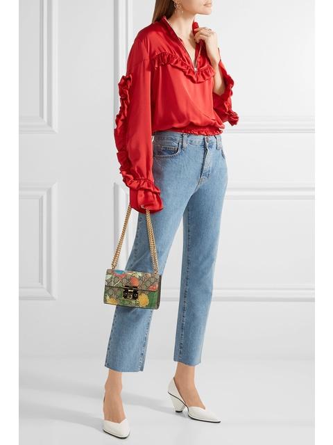 dbd32a0c6eea15 Padlock Small Shoulder Bag | Endource
