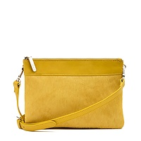 Damsel clutch bag endource for Boden yellow bag