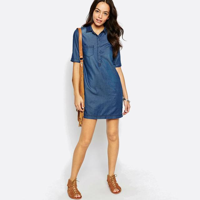 Mini Shirt Dress | Endource