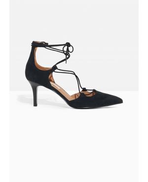 Rosa Suede Sandals Endource