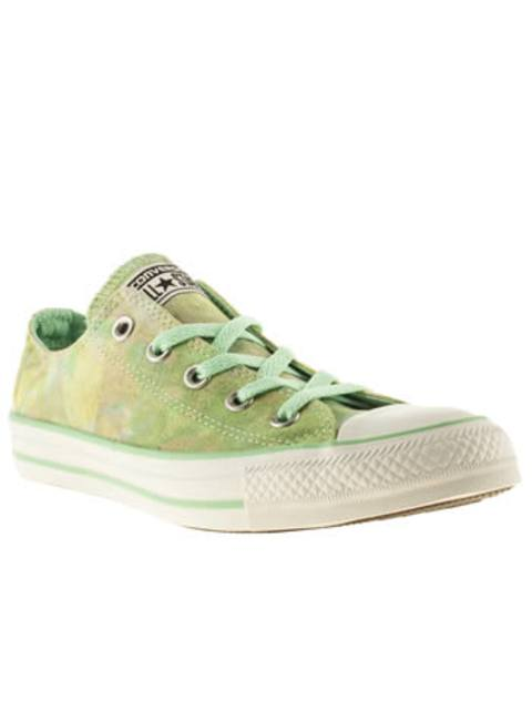 1dcbe551abe6 womens converse all star ox vi tie-dye trainers