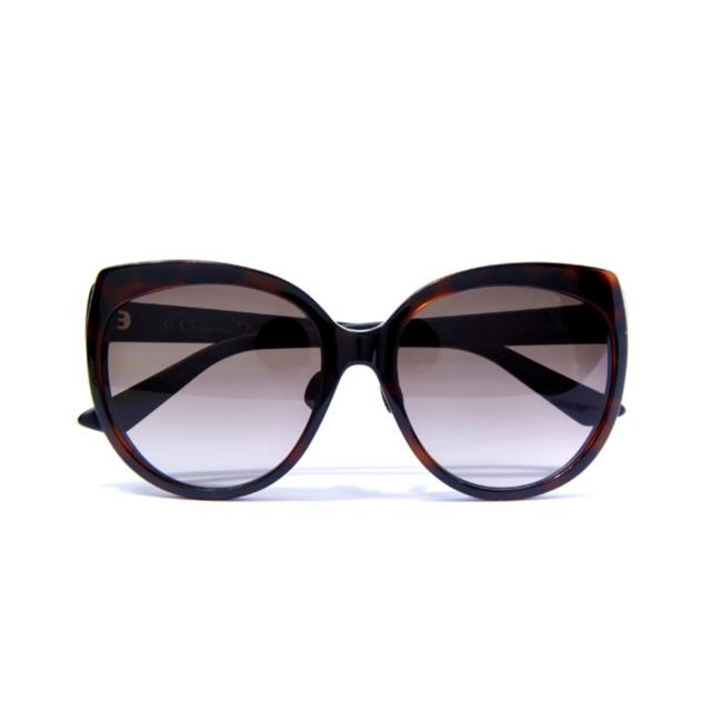 oversized sunglasses - Brown Dior WmAZPaqWAJ