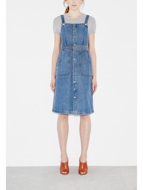 892c61b1015 Eastman Pinafore Dress
