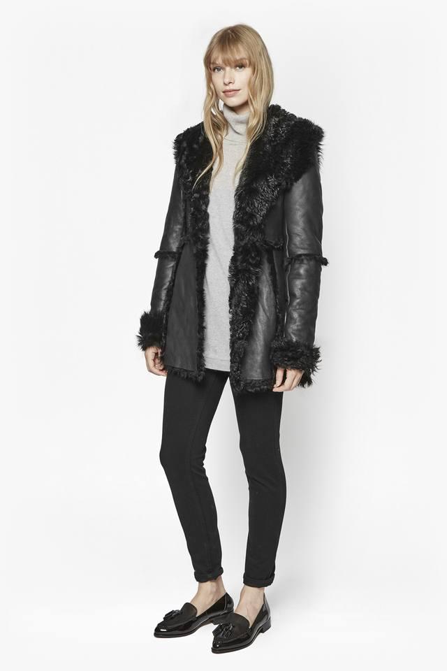 Winter Toscana Sheepskin Coat | Endource
