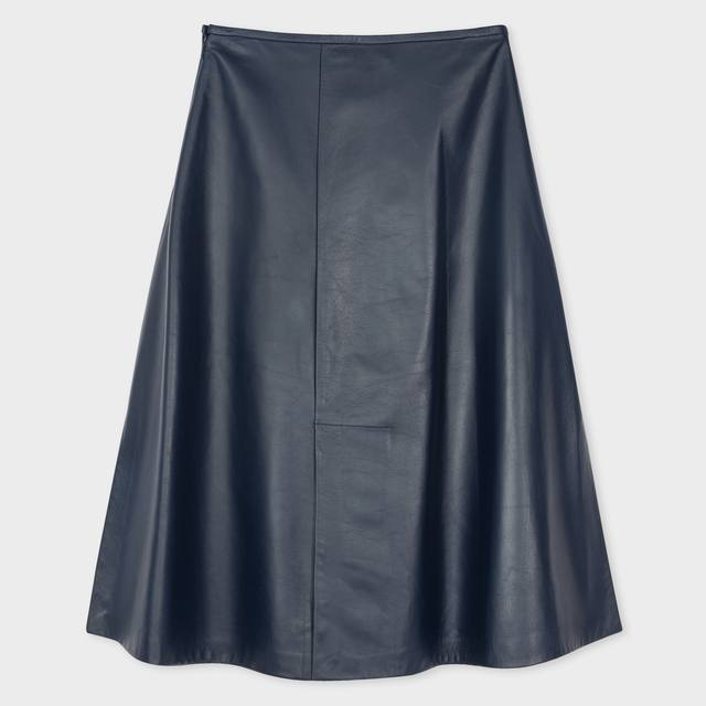 6d678462a8 Nappa Leather Skirt | Endource