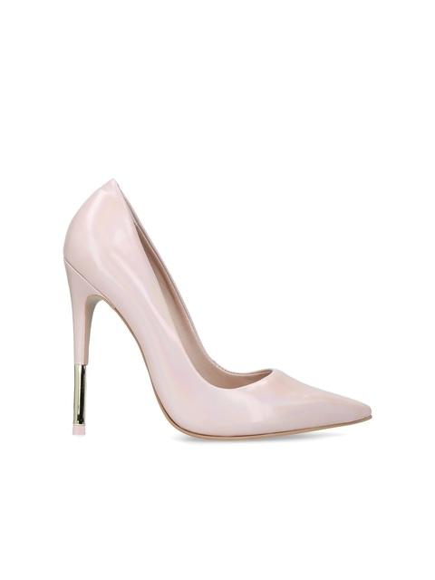 c3cc58ab8a0f Allie 3 Nude Leather Stiletto Heels
