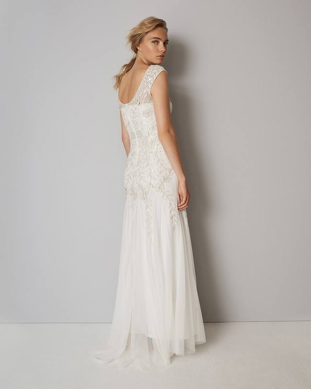 Sabina Embellished Wedding Dress | Endource