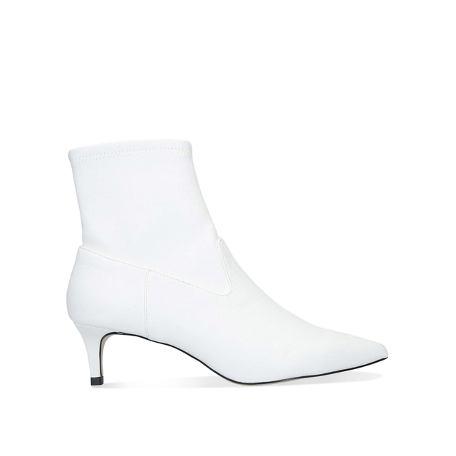 f86023f0b241 Shakira Leopard Print Kitten Heel Ankle Boots | Endource