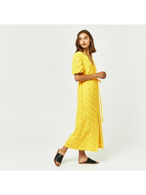 78fe169c994 Broderie Off Shoulder Dress | Endource