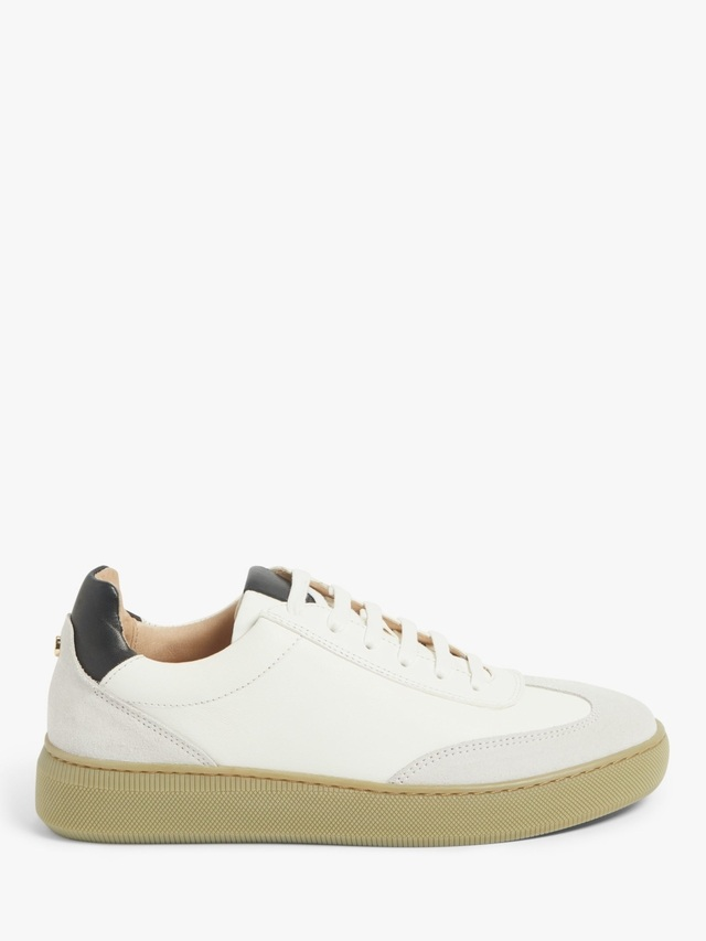 Fern Leather Trainers | Endource