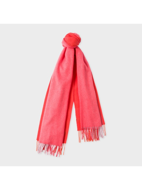 68a23133f2f Ombré Lambswool-Cashmere Scarf | Endource
