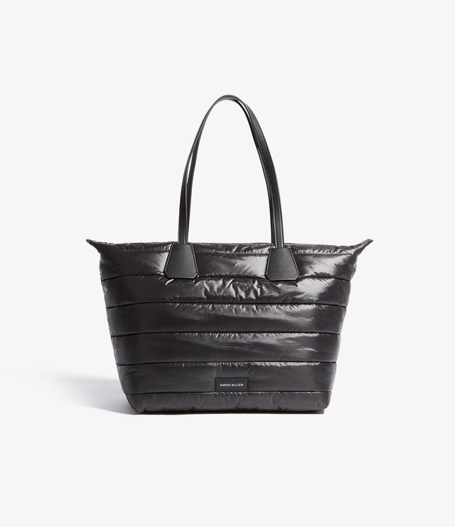 Quilted Tote Bag Endource
