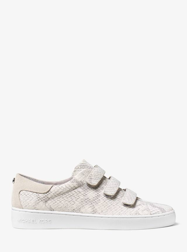 a52f75d4b2d Craig Embossed-Leather Sneaker | Endource