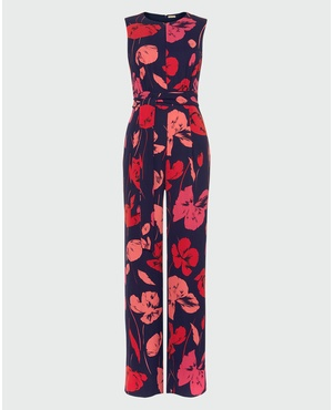 86e459db4b Alexi Printed Jumpsuit by Phase Eight