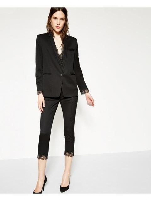 e2a1334006a Lace Suit Jacket | Endource