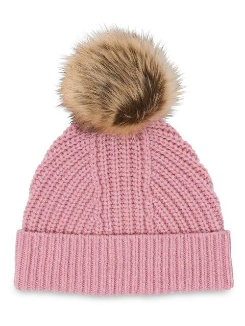 26ae4767d55 Chunky Marl Pom Hat
