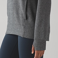 Fleece Please Pullover | Endource