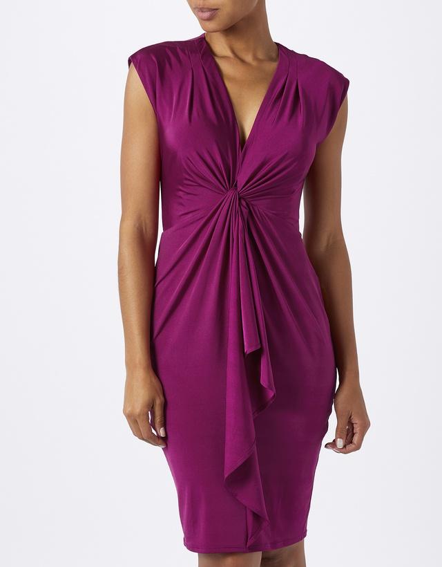 Maggie Knee Length Dress   Endource