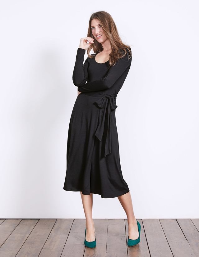 Silvia jersey dress endource for Boden direct