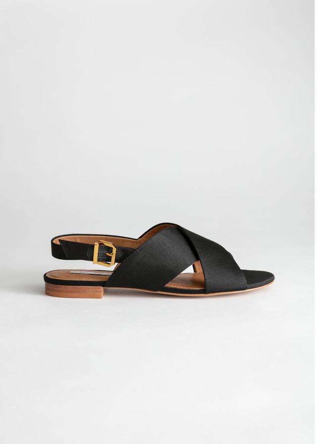 db57148d2 Criss Cross Slingback Sandals