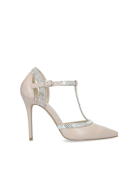 a0413fbd8 Liberate Embellished Court Shoes