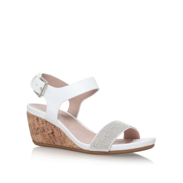e365ee6b64d Sparkle Mid Heel Sandals