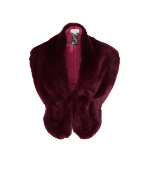 79aa62d448 Mia Faux Fur Scarf by Coast