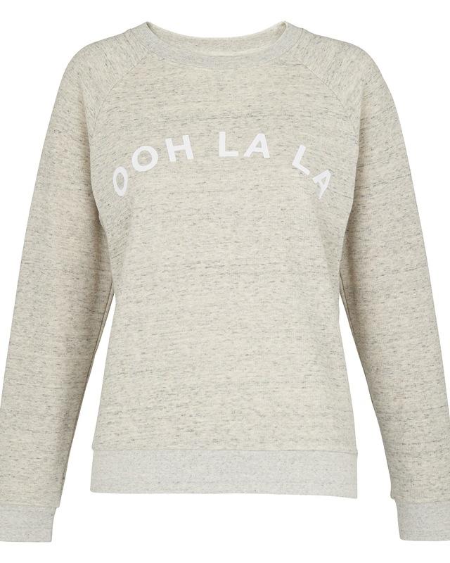 Ooh la la sweatshirt endource publicscrutiny Image collections