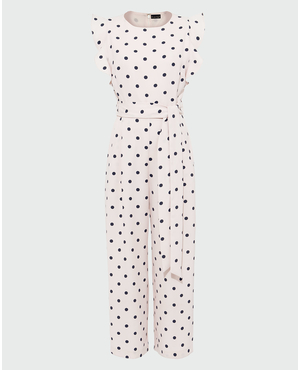 1ce501bfef Verena Spot Jumpsuit by Phase Eight