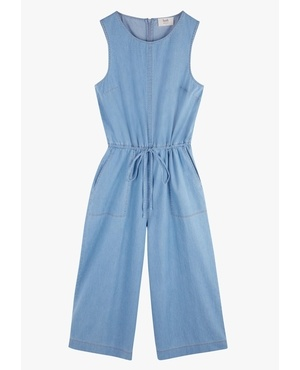 19bdd65be75d Norma Chambray Jumpsuit by Hush