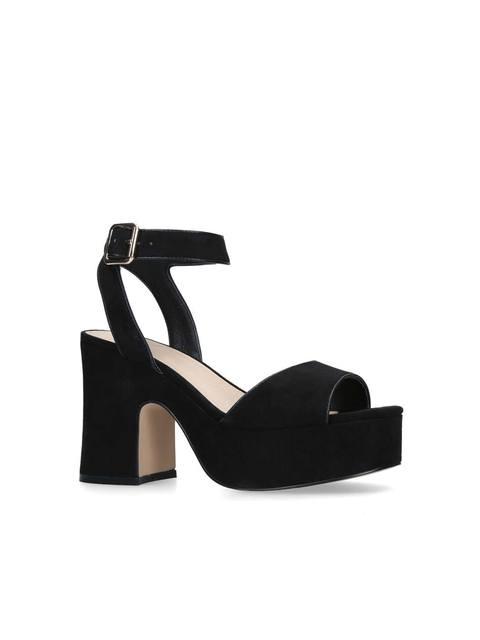 d785be7687 Flynn Platform Heeled Sandals | Endource