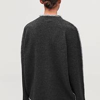 af76892529ff Trimmed Boiled-Wool Jumper | Endource