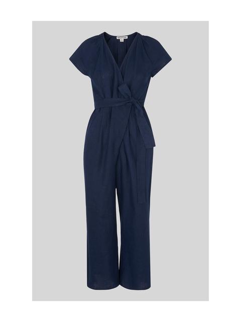 83f67e8462b9 Etta Linen Jumpsuit