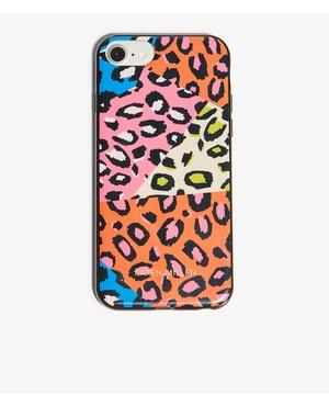 fbe4b6c886e9 Bold Leopard Phone Case by Karen Millen