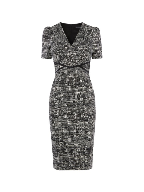 590417c57b1 V-Neck Pencil Dress | Endource