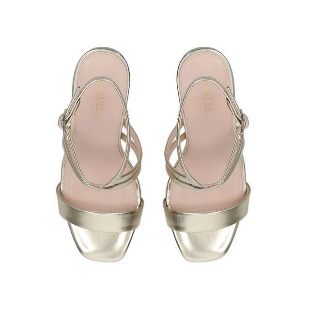 b6d7948c4813 Goldi Strappy Stiletto Heel Sandals